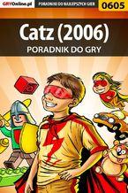 Okładka książki Catz (2006) - poradnik do gry