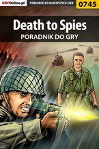 Death to Spies - poradnik do gry