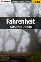 Fahrenheit - poradnik do gry