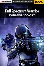 Full Spectrum Warrior - poradnik do gry