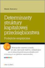 Determinanty struktury kapitałowej przedsiębiorstwa
