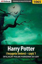 Harry Potter i Insygnia Śmierci - część 1 - poradnik do gry