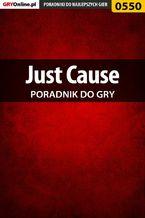Just Cause - poradnik do gry