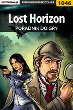 Lost Horizon - poradnik do gry