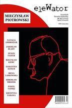 eleWator 13 (3/2015) - Mieczysław Piotrowski