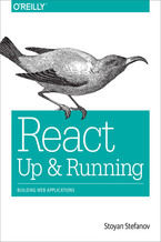 Okładka książki React: Up & Running. Building Web Applications