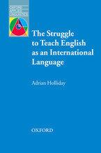 The Struggle to Teach English as an International Language - Oxford Applied Linguistics