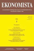 Ekonomista 2016 nr 5