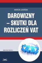 Darowizny  skutki dla rozliczeń VAT