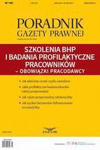 Szkolenia BHP i badania profilaktyczne pracowników  obowiązki pracodawcy