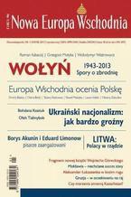 Nowa Europa Wschodnia 1/2013. Wołyń