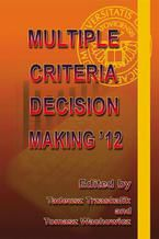 Multiple Criteria Decision Making '12