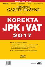 Korekta JPK i VAT 2017