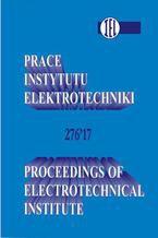 Okładka książki Prace Instytutu Elektrotechniki, zeszyt 276