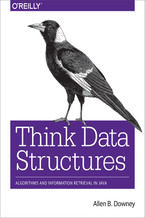Okładka książki Think Data Structures. Algorithms and Information Retrieval in Java