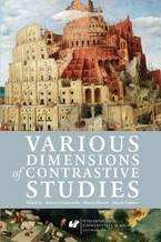 Various Dimensions of Contrastive Studies