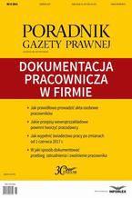 Dokumentacja pracownicza w firmie (PGP 8/2017)