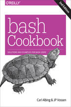 Okładka książki bash Cookbook. Solutions and Examples for bash Users. 2nd Edition
