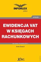 Ewidencja VAT w księgach rachunkowych