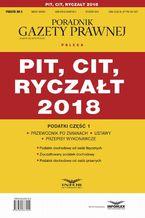 PIT, CIT, ryczałt 2018. Podatki część 1