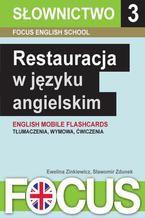 Restauracja w języku angielskim