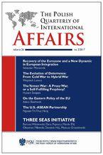 The Polish Quarterly of International Affairs 2/2017