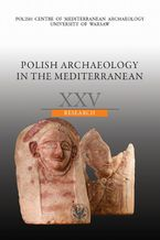 Polish Archaeology in the Mediterranean 25. Research