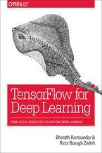 Okładka książki TensorFlow for Deep Learning. From Linear Regression to Reinforcement Learning