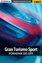 Gran Turismo Sport - poradnik do gry