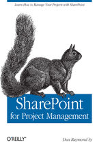 Okładka książki SharePoint for Project Management. How to Create a Project Management Information System (PMIS) with SharePoint