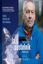 Okładka książki/ebooka Ja, pustelnik. Autobiografia
