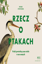 Okładka książki/ebooka Rzecz o ptakach