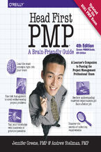 Okładka książki Head First PMP. A Learner's Companion to Passing the Project Management Professional Exam. 4th Edition