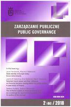 Zarządzanie Publiczne nr 2(44)/2018