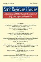 Studia Regionalne i Lokalne nr 1(71)/2018