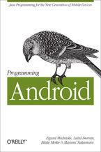 Okładka książki Programming Android