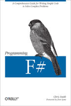 Okładka książki Programming F#. A comprehensive guide for writing simple code to solve complex problems