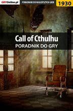 Call of Cthulhu - poradnik do gry