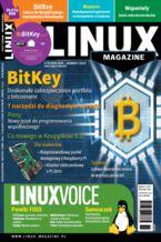 Okładka książki Linux Magazine 1/2018 (167)