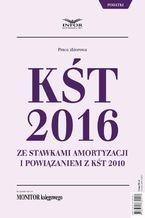 KŚT 2016 ze stawkami amortyzacji i powiązaniem z KŚT 2010