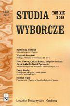Studia Wyborcze t. 19