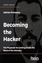 Okładka książki Becoming the Hacker