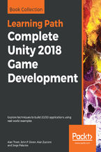Okładka książki Complete Unity 2018 Game Development