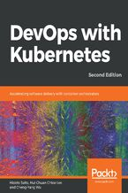 Okładka książki DevOps with Kubernetes. Second edition
