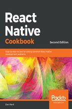 Okładka książki React Native Cookbook