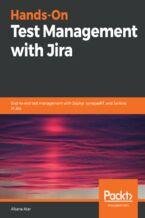 Okładka książki Hands-On Test Management with Jira