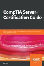Okładka książki CompTIA Server+ Certification Guide
