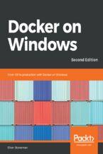Okładka książki Docker on Windows. Second edition