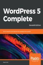 Okładka książki WordPress 5 Complete