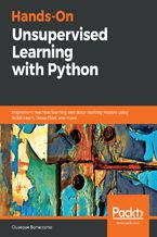 Okładka książki Hands-On Unsupervised Learning with Python
